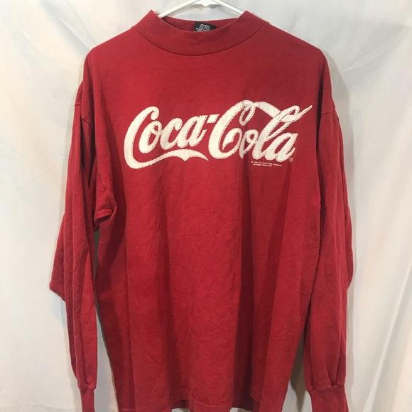 835e5d4f Coca-Cola Shirts   Vintage 1994 Coca Cola Longsleeve Size Xl   Poshmark